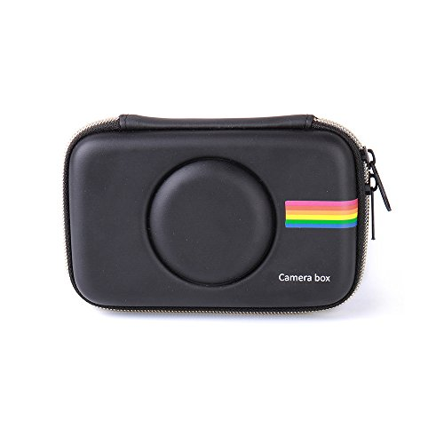Polaroid Snap Case, Hard Cover Travel Case for Polaroid Snap/Polaroid Snap Touch Instant Print Digital Camera (Case- Black Color) ()