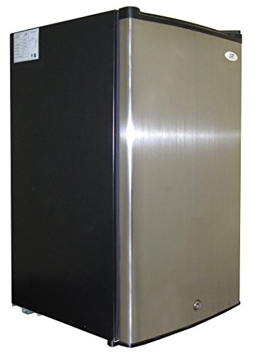 SPT UF-304SS Energy Star Upright Freezer, 3.0 Cubic Feet, Stainless Steel ()
