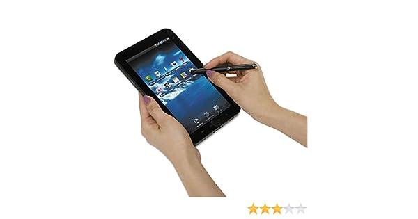 Targus Stylus for Tablets, iPad, iPhones and Smartphones, Black (TRGAMM01TBUS)