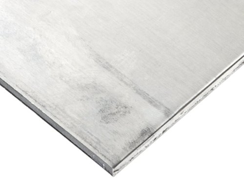 3003 Aluminum Sheet, Unpolished (Mill) Finish, H14 Temper, AMS QQ-A 250/2/ASTM B209, 0.09
