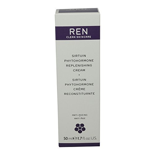 Ren Sirtuin Phytohormone Replenishing Cream, 1.7 Fluid Ounce by REN