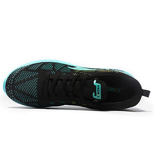 Lace Sneakers Flexible Shoes Running Shoes Fitness Trainers Gym Ups OneMix 3 New Sports Black Casual Women Mens EqwvgUF