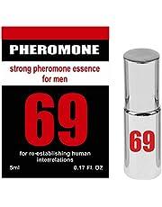 Feromon 69 z feromonem Androstenonum dla Mężczyzn 5ml