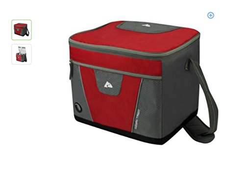 Ozark Trail 24 Can Collapsible Red