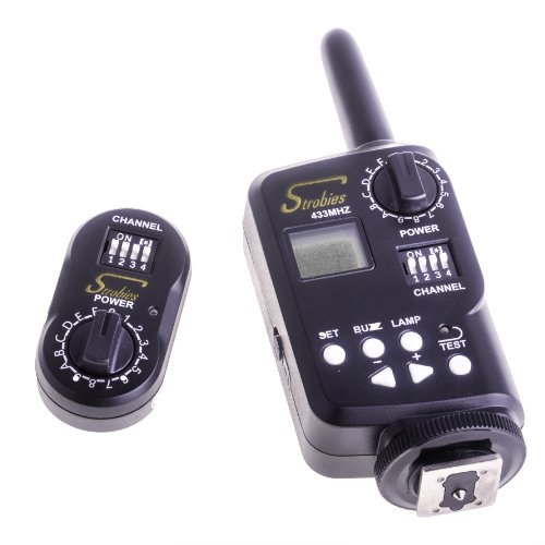 Interfit Photographic STR203 Pro Flash Transmitter product image
