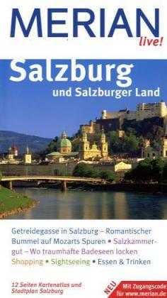 MERIAN live! Reiseführer Salzburg und Salzburger Land