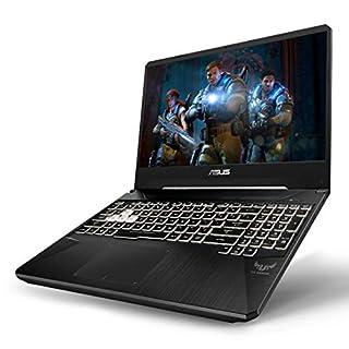 "ASUS TUF Gaming Laptop, 15.6"" 120Hz FHD IPS-Type, AMD Ryzen 7 3750H, GeForce RTX 2060, 16GB DDR4, 512GB PCIe SSD, Gigabit Wi-Fi 5, Windows 10 Home, FX505DV-ES74"