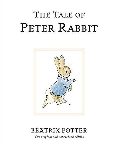 d7191dd8fb3e8 Amazon.com: The Tale of Peter Rabbit (9780723247708): Beatrix Potter ...