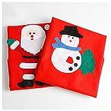 VT BigHome Christmas Stocking Santa Claus Snowman
