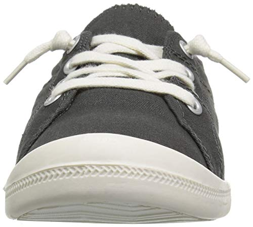 Grey Dark Canvas Women's Sneaker 6 cham madden Black M girl BAAILEY US zvwPUpq