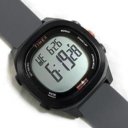 Amazon Co Jp タイメックス 腕時計 アイアンマンエッセンシャル10ラップ Tw5m 正規輸入品 ブラック 腕時計