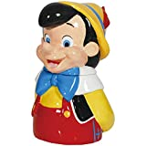 Westland Giftware Ceramic Cookie Jar, 11-Inch, Disney Pinocchio