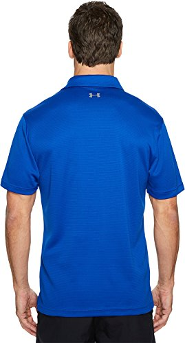 Under Armour Golf Men's Tech Polo Royal/Graphite/Graphite X-Small by Under Armour (Image #2)