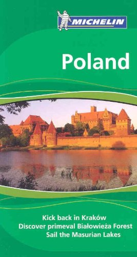 Michelin Green Guide Poland (Green Guide/Michelin)