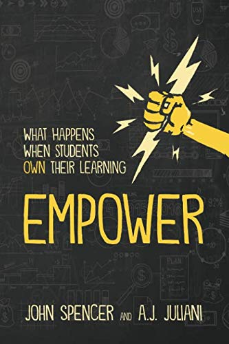 John White Drawings - Empower: What Happens When Students Own Their Learning