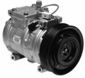 DENSEN 471-0108 New Compressor with Clutch