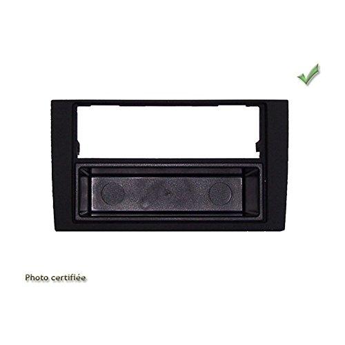 Noir Facade autoradio 1DIN AUDI A3 ap03 avec NAV A4 01-07 Origine Radio Symphony