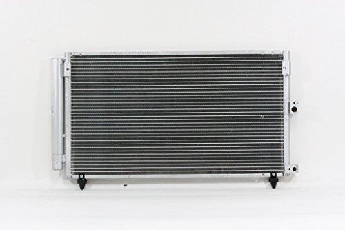 A-C Condenser - Pacific Best Inc For/Fit 3076 01-05 Lexus IS 300 Parallel Flow Receiver & Dryer