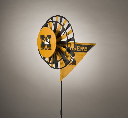 Ncaa Yard Spinner (NCAA Missouri Tigers Yard Spinner)