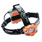 Apex Headlamp, Orange w/White LEDs