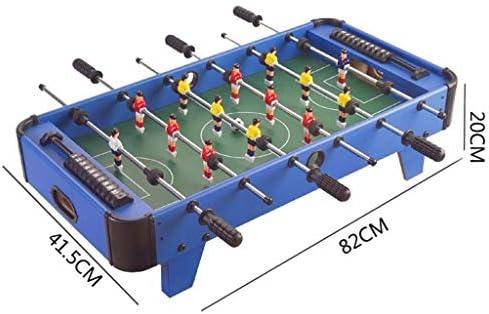 LYATW Juguetes de diversión Familiar de Blue Futbolín máquina de Escritorio Puzzle Padres e Hijos la Mesa de Billar Juego de los niños Juguetes (Tamaño: 41,5 * 82 * 20 cm): Amazon.es: Hogar