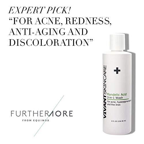 Vivant Skin Care Mandelic Acid 3-in-1 Wash, 8 (Best Asian Skin Cares)
