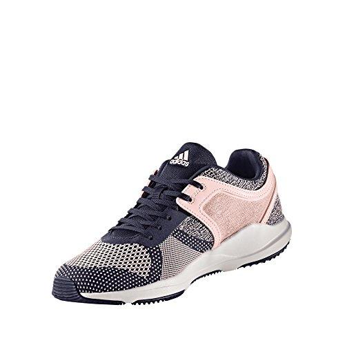 Schwarz Damen Weiß Rosa Fitnessschuhe Crazytrain Schwarz adidas Cf W dOfwnqX