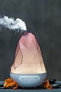 Amazon.com: Rockano 200ml Cool Mist Ultrasonic Humidifier