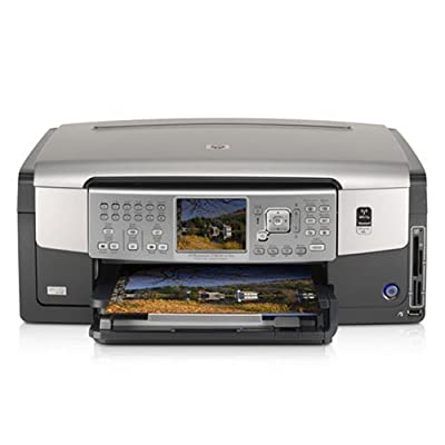 HP Photosmart C7180 All-in-One Printer, Fax, Scanner, and Copier