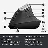 Logitech MX Vertical Wireless Mouse – Advanced
