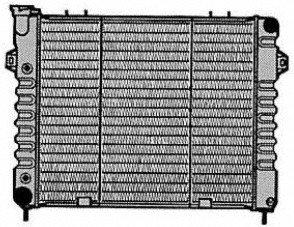 jeep cherokee csf radiator - 3