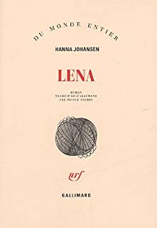 Lena : roman, Johansen, Hanna