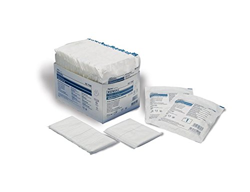 Abdominal Pad DermaceaTM NonWoven / Fluff 7 1/2 X 8 Inch Rectangle Sterile - 216/CS (MFN # 7197D)