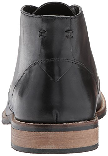Nunn Bush mens Hatch Plain Toe Chukka Black XgbGBkPmC
