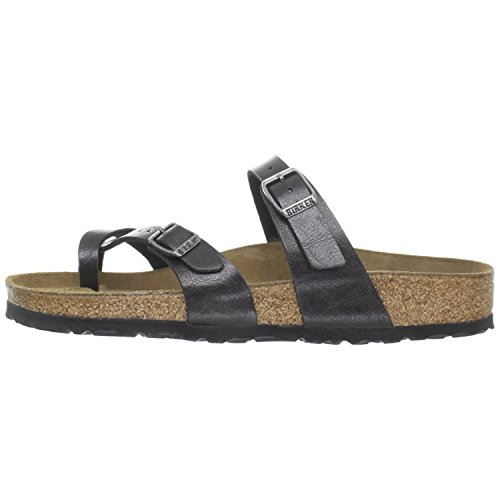 birkenstock mayari birko flor graceful licorice