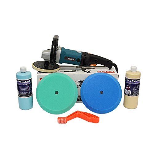 Detail King Makita Buffer Concourse Value Package - Single-Sided