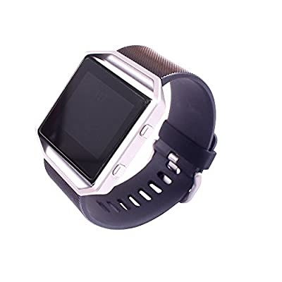 Fitbit Blaze Accessory Band Classic TPU Replacement Wrist Watch Band For Fitbit Blaze Smart Fitness Watch Wristband Bracelet Strap L/S