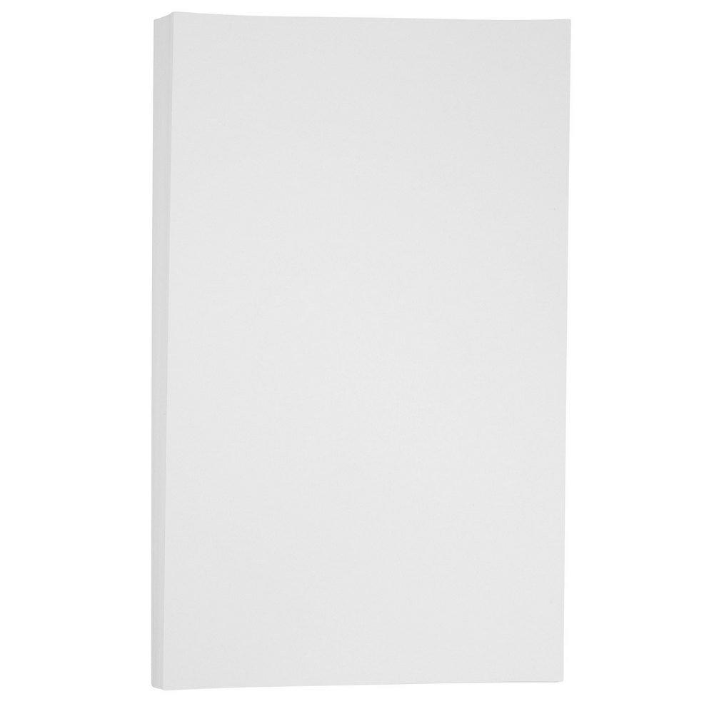 Letter Coverstock 215.9 x 279.4 mm JAM PAPER Vellum Bristol 67lb Cardstock Blue 50 Sheets//Pack 8 1//2 x 11