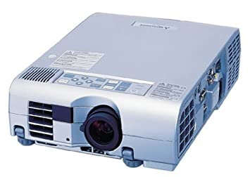 Amazon.com: Xl1u XGA LCD Projector 1100 Ansi Lumens 6.5lbs ...