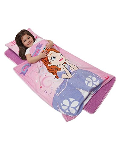 Disney Sofia The First Deluxe Memory Foam Toddler Nap Mat
