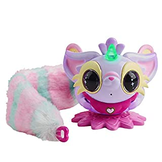 Pixie Belles - Interactive Enchanted Animal Toy, Layla (Purple)