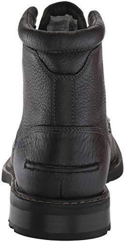 Black 10 Us M Men's Annapolis Boot Fashion Sperry Anq7f4w6