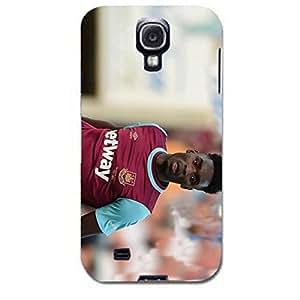 Famous Diafra Sakho West Ham United Footbaall Club Logo Hard Plastic Phone Case Skin for Samsung Galaxy S6