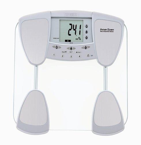 AMAZOn Tanita BC534 Glass InnerScan Body Composition Monitor