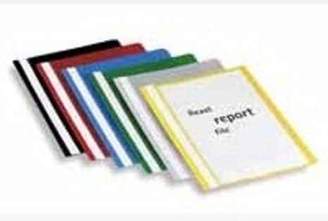 Rexel 12602BK - Archivador (Polipropileno, A4), negro: Amazon.es: Oficina y papelería