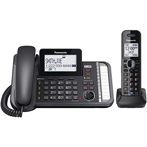 panasonic 2line phone - 7