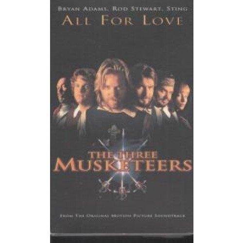 Bryan Adams - All For Love-The Three Musketeers - Zortam Music