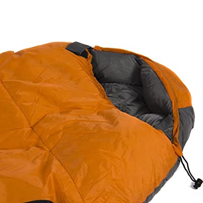 Best Choice Products® Mummy Sleeping Bag 5F/-15C Camping Hiking With Carrying Case Brand New