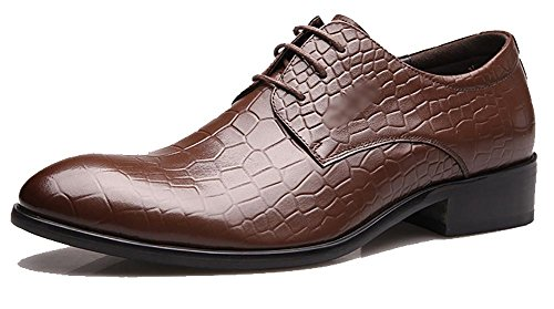 Rockport Männer Kleid Croco Wingtip Oxford 1
