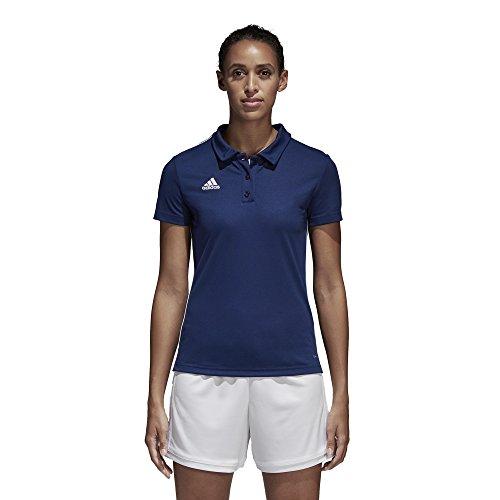 Camiseta Dark Adidas Core18 Blue nbsp;polo white Aqwfxp46